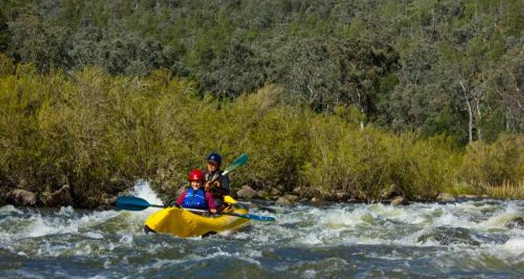 Snowy River Rafting Adventure - World Expeditions