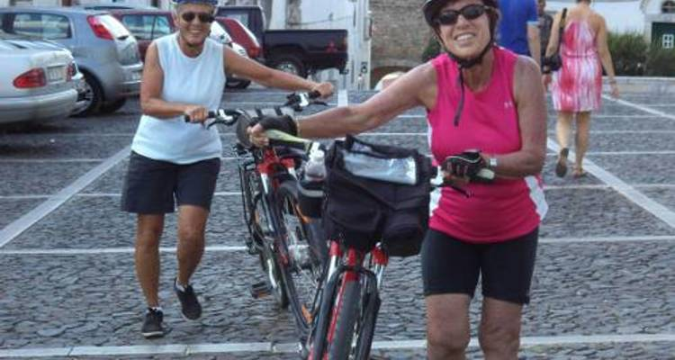 Portugal Wine and Castles Cycle - UTracks