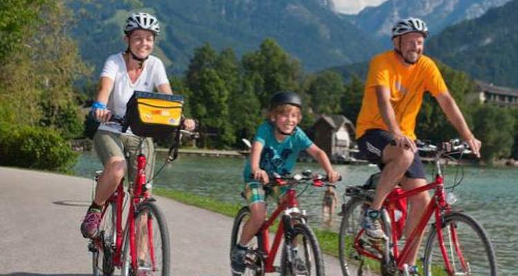 Ten Lakes Family Cycle - UTracks