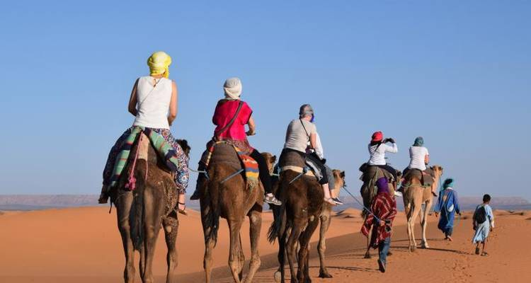 7 Day Morocco & Sahara Desert Tour including Magical Marrakech - Solo Travellers Group Holidays