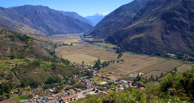 Sacred Valley  Tour -  Group Service - Valencia Travel Cusco