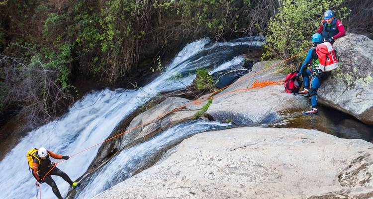Canyoning and Trekking The Sierra Nevada - Rug and Rock Adventures