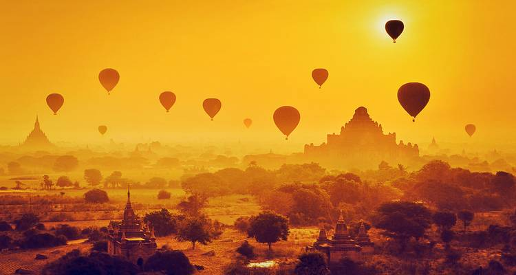 Myanmar Highlights 7Days Package - Legend Travel Group