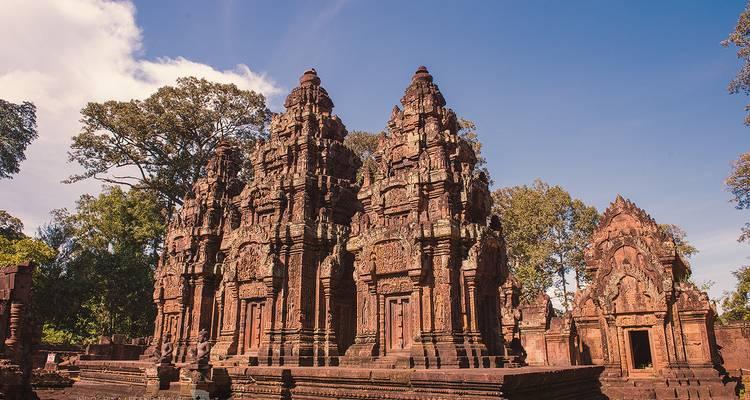 Cambodia Legend Honeymoon 6 Days Trip - Indochina Legend Travel