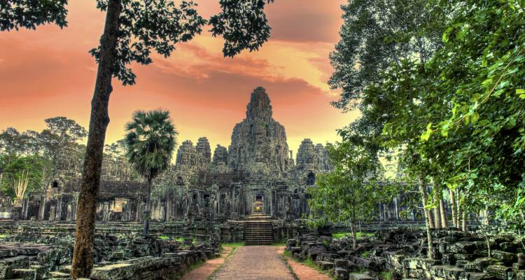 Cambodia Legend Beach 8 Days Vacation - Legend Travel Group