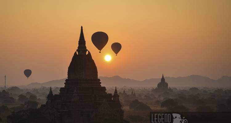 Burma Legend Family Holiday 08 Days Trip - Indochina Legend Travel