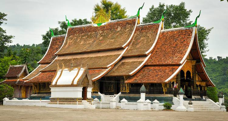 Amazing Luang Prabang City and Temples for Full Day Trip - Legend Travel Group