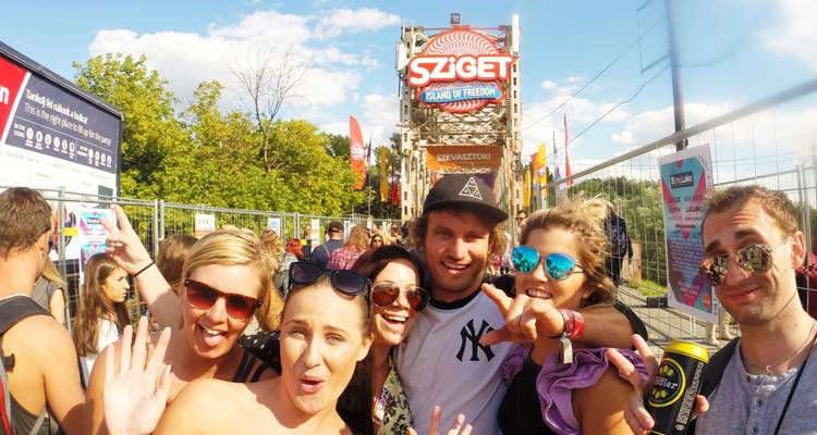 Sziget Festival - Busabout