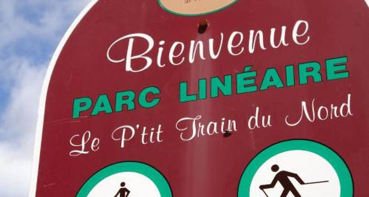 Le Petit Train Du Nord - Great Canadian Trails