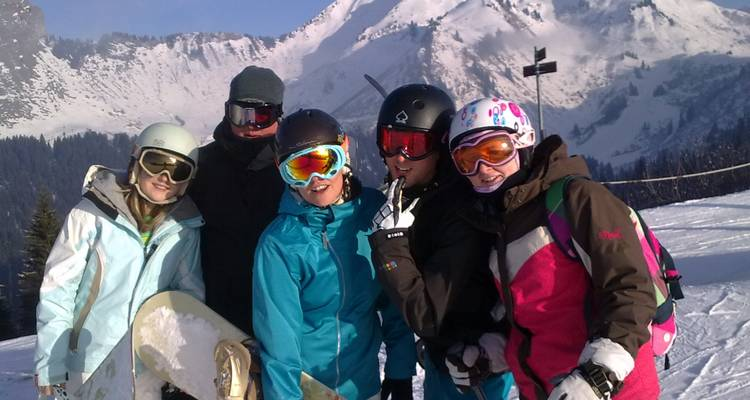 Ski, Snowboard - Beginners and Improvers trip - the H.O.F.N.A.R. experience