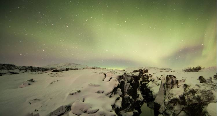 Winter Adventure with Northern Lights - GT Travel