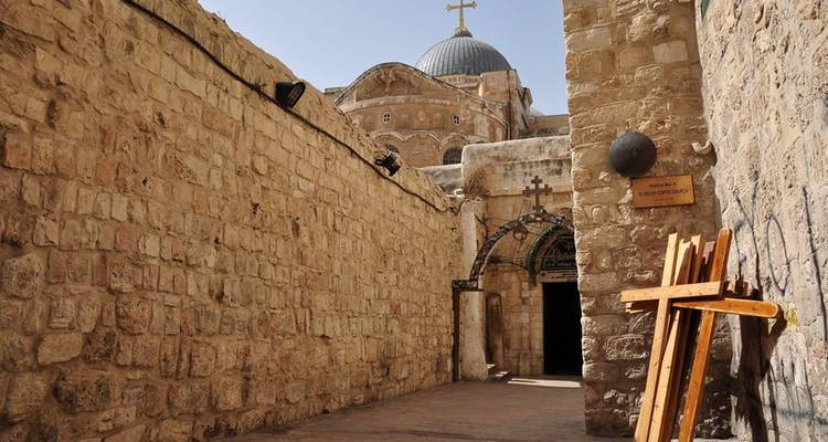 Holy Land Tour - Consolidated Tour Operators