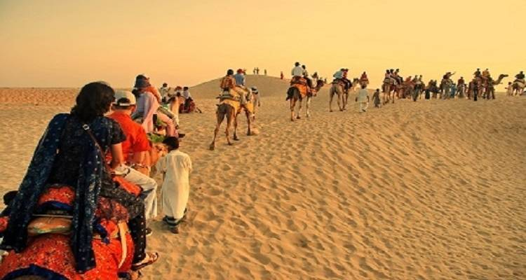 Desert Paradise Tour - Welcome Rajasthan Tours & Travels