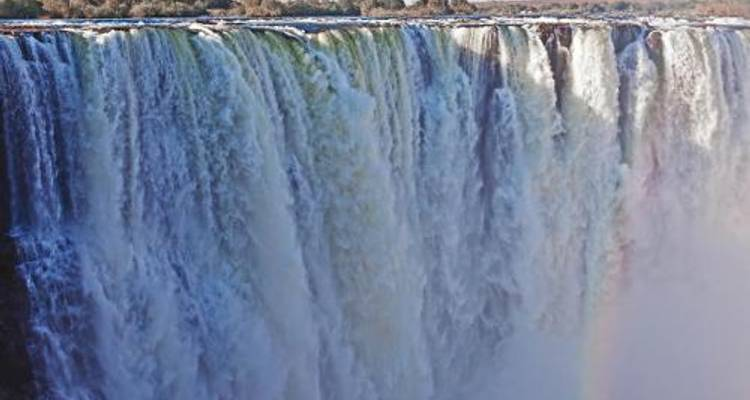 Victoria Falls and Hwange in Comfort - World Expeditions