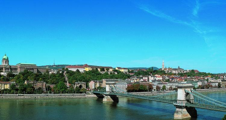 The beautiful blue Danube - CroisiEurope River Cruises