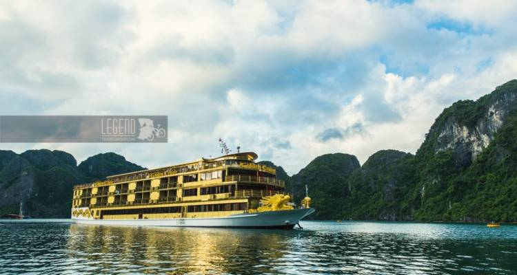 Golden Cruises Halong Bay 3 Days 2 Nights - Legend Travel Group