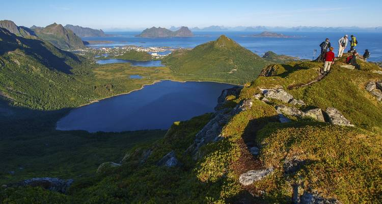 Active Expeditions Cruise along the Сoast of Norway - Albatros Travel