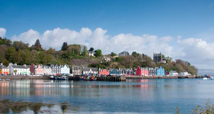 Discover the British Isles - Scenic Luxury Cruises & Tours
