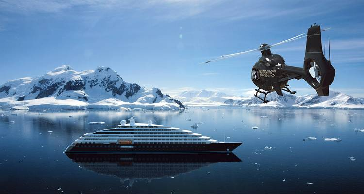 Ultimate Antarctica 12 Days - Scenic Luxury Cruises & Tours