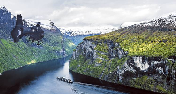 Ultimate Arctic & Fjords 2019 (Start Bergen, End Oslo) - Scenic Luxury Cruises & Tours