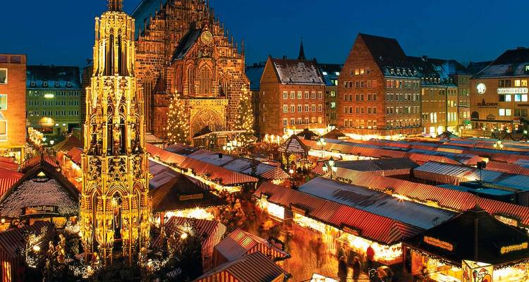 Christmas Markets with Prague 2018 - Scenic Luxury Cruises & Tours