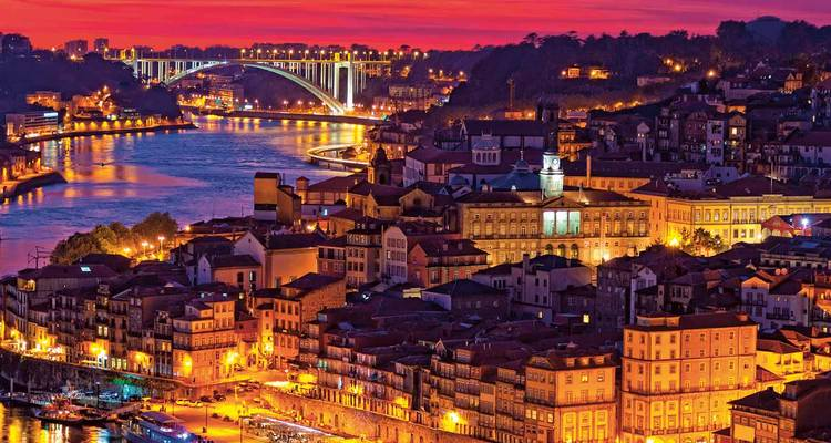 Delightful Douro with Madrid 2018 - Scenic Luxury Cruises & Tours