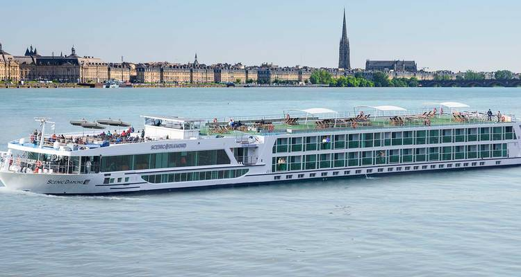Bordeaux Sojourn 2018 - Scenic Luxury Cruises & Tours