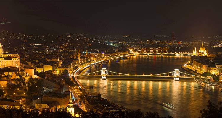 Gems of the Danube with Prague 2018 (Start Prague, End Budapest) - Scenic Luxury Cruises & Tours