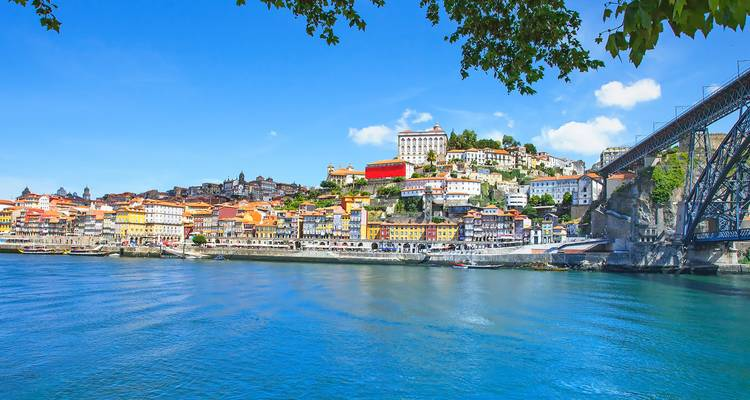 Gems of the Seine & Unforgettable Douro with Madrid - Scenic Luxury Cruises & Tours