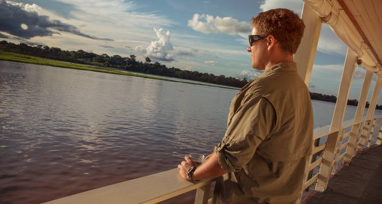 Amazon Riverboat Adventure In Depth - G Adventures