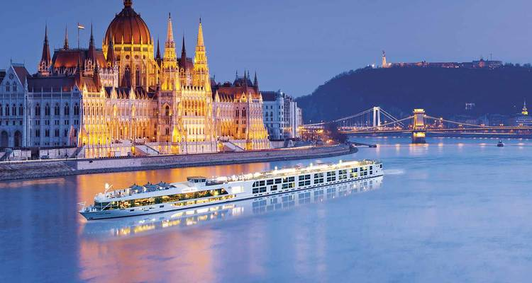 Jewels of Europe 2018 (14 destinations) - Scenic Luxury Cruises & Tours