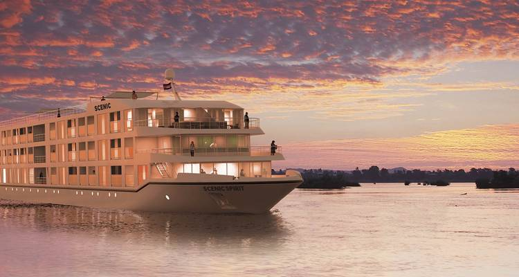 Luxury Mekong - Scenic Luxury Cruises & Tours