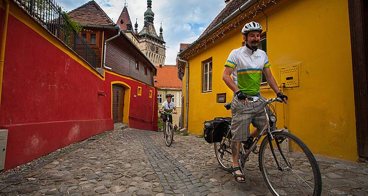 Self-Guided Cycling in Romania - Exodus Travels