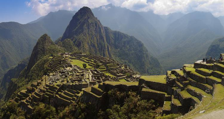 Machu Picchu by Train - 8 days - On The Go Tours