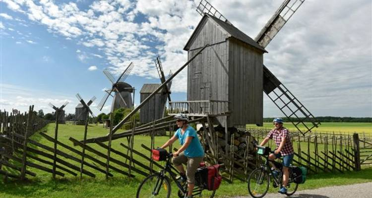 Great Bike Tour of the Baltics (2019 Guaranteed Departures!) - Baltic Bike