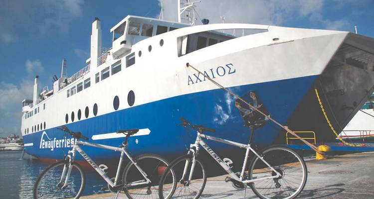 Aegina and Agkistri Bike Tour - Travel'n'Cycle