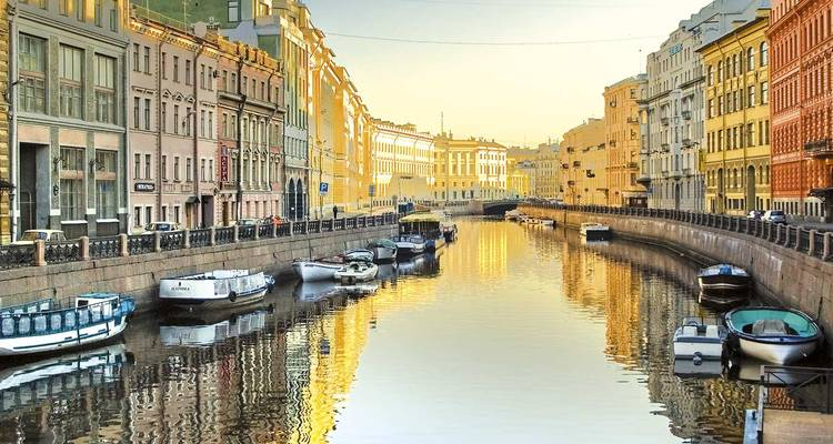 Jewels of Russia with Berlin & the Baltic States 2018 (Start Moscow, End Berlin) - Scenic Luxury Cruises & Tours