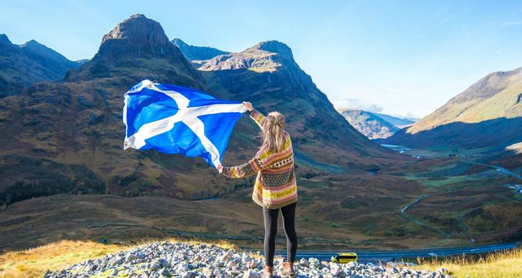 Skye High (Tour Only) - Haggis Adventures