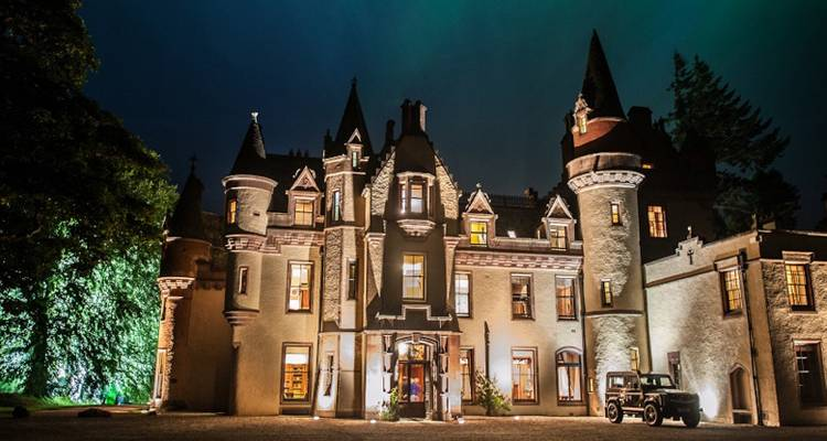 Highland and Lochside Castle Experience - Wilderness Scotland