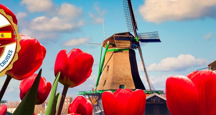 Springtime in Holland - Dedicated Spanish-Speaking Cruise - CroisiEurope River Cruises