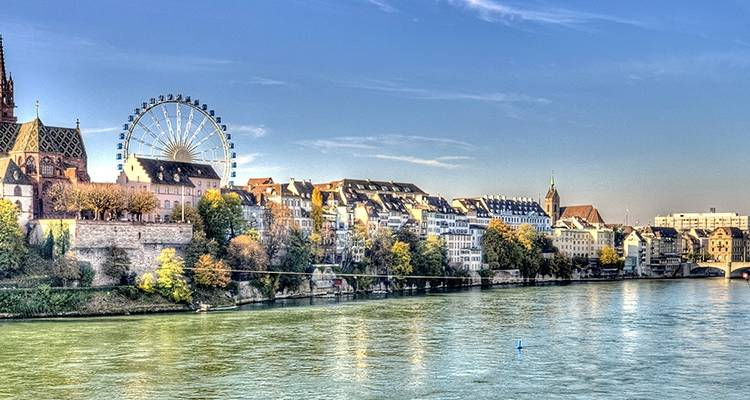 Biking along the Rhine (from Amsterdam to Basel) - CroisiEurope River Cruises