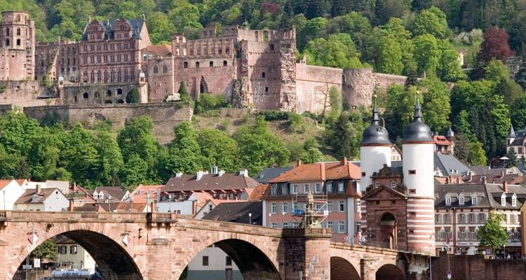 The valleys of the Neckar, the romantic Rhine, the Moselle and the Saar - CroisiEurope River Cruises