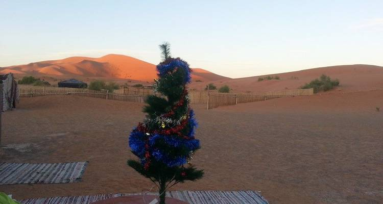 Xmas Marrakech, Sahara & Beach - 8 Days - Nomadic Tours