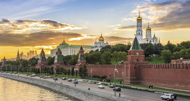 Imperial Russia with St. Petersburg 2018 - Scenic Luxury Cruises & Tours