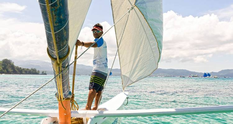 The Philippines Sailing Challenge - Large Minority Ltd