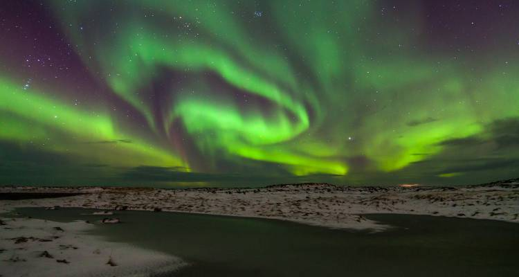 Aurora Borealis Hunter - 4 days - On The Go Tours