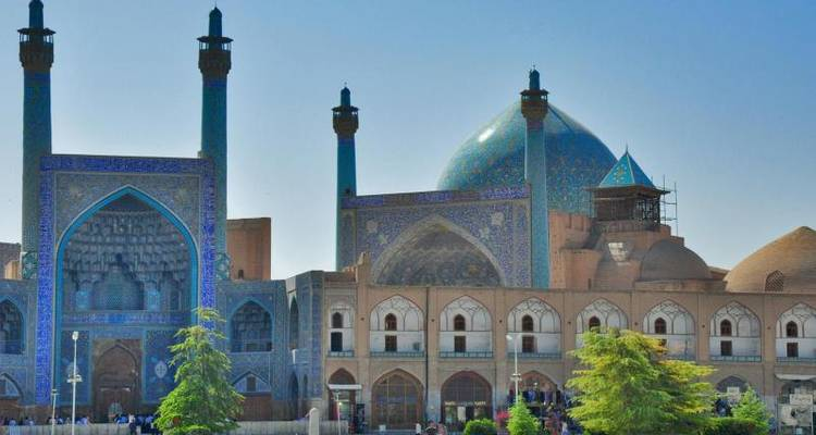 Highlights of Iran Tour - Solo Travellers Group Holidays