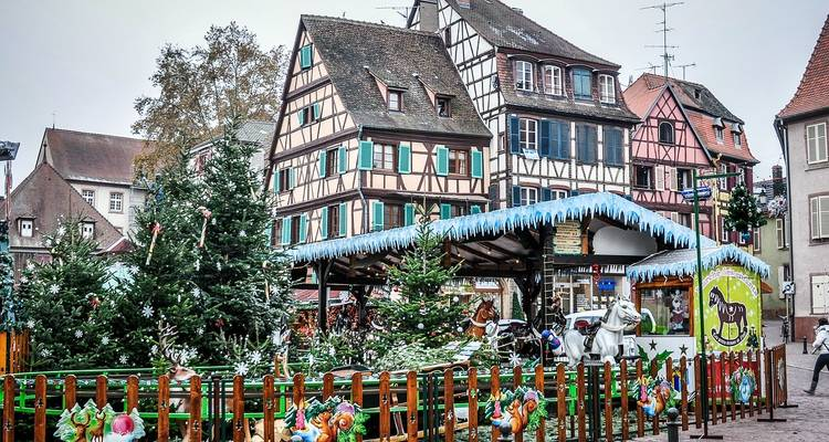Christmas markets in Alsace - CroisiEurope River Cruises