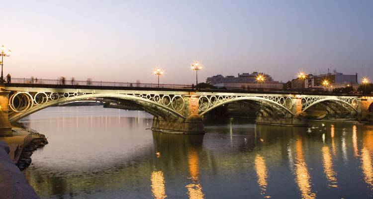 Andalusian Christmas - The Guadalquivir and the Bay of Cádiz - CroisiEurope River Cruises