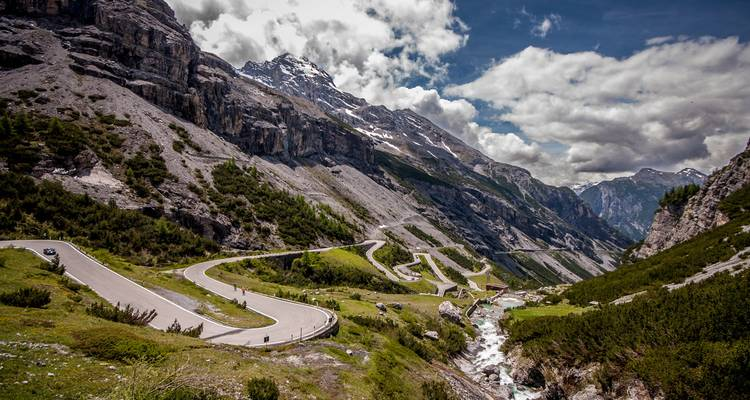 Great Alps - Road Bike Tours Italy